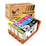 4 Pack for HP 902 902XL High Yield Ink Cartridge