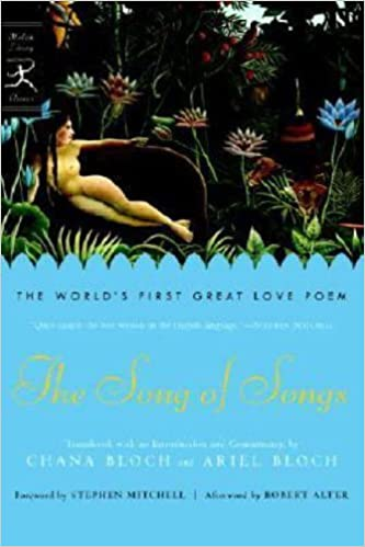 Book The Song of Songs (Modern Library) by Ariel Bloch (Translator) (2006-11-30)