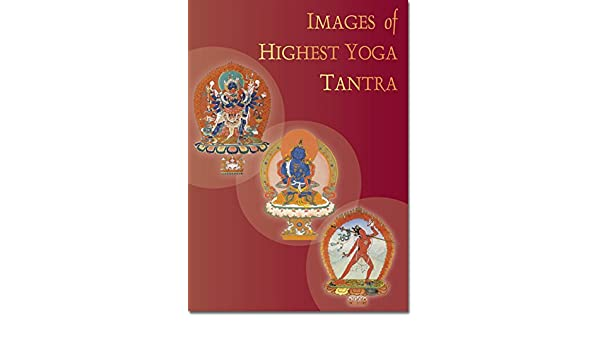 Amazon.com: Images of Highest Yoga Tantra: Set of 10 Cards ...