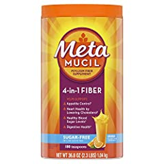 Digestive system making you feel sluggish? Start by taking Metamucil Multi-Health Fiber Powder every day to trap & remove the waste that weighs you down, so you feel lighter and more energetic. Metamucil is the only leading brand made wit...