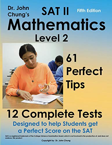 Pdf Test Preparation SAT II  Mathmatics level 2: Designed to get a perfect score on the exam.