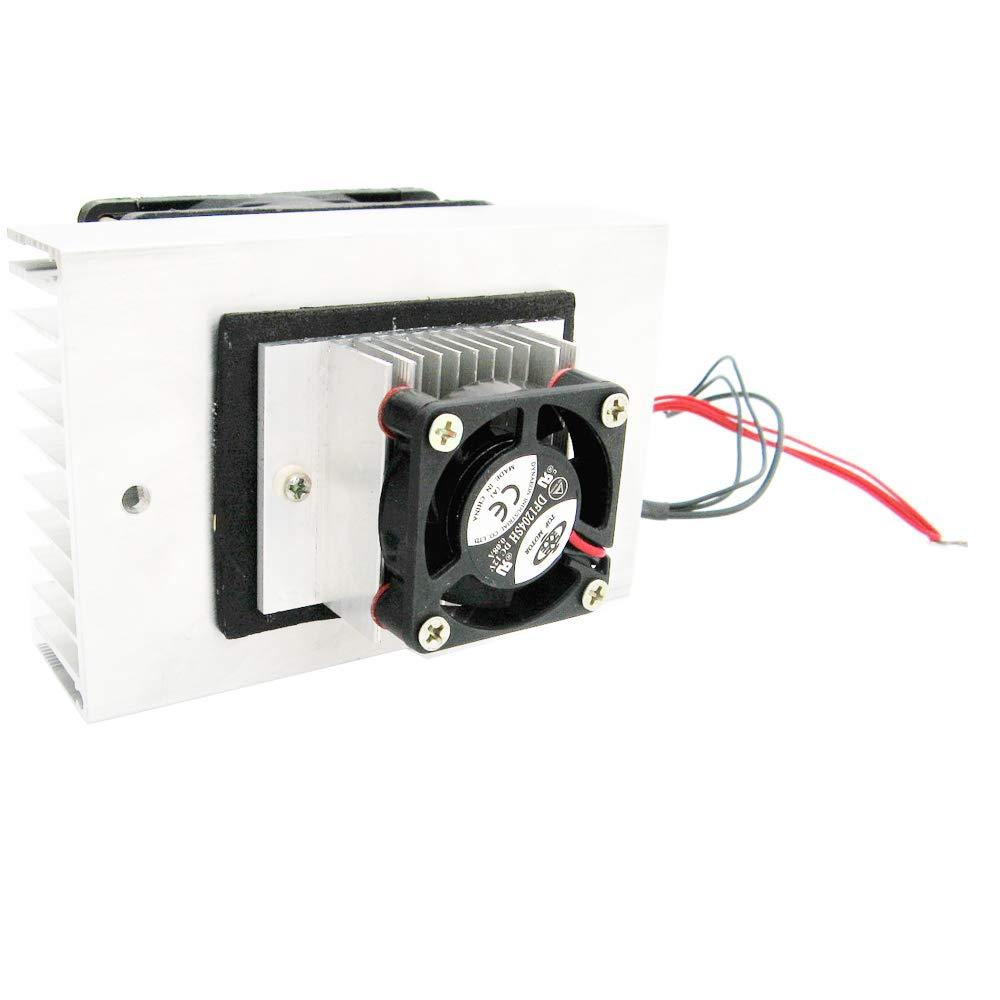 ECO LLC Pet Cooling Cooler Air Conditioner Refrigerator DIY for Dog Cat Pig House DC12V by ECO LLC (Image #2)