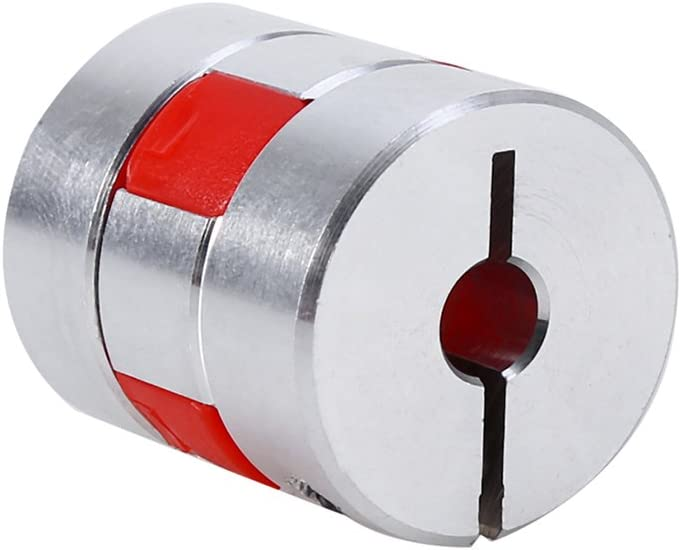 1 flexible 10x14mm coupler coupling CNC ballsrew and stepper servo motor shaft