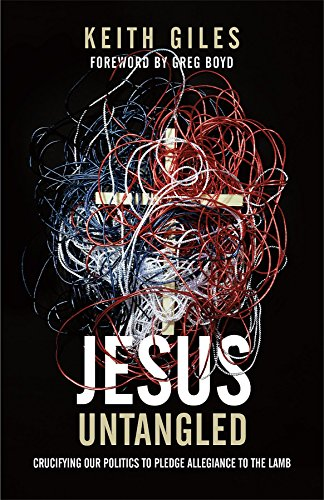 Jesus Untangled: Crucifying Our Politics to Pledge Allegiance to the Lamb