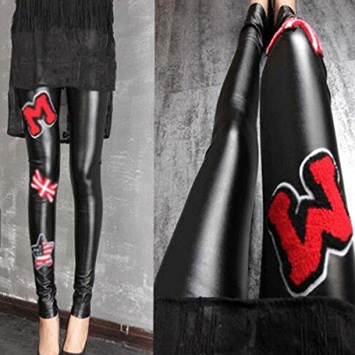 En Leggings Modèles Black Des Automne Pantalons Féminins Épais Main Fang Noir Habillés Et Legg Étirer Personnalisés Cousu Porter Hiver qIwS6gB