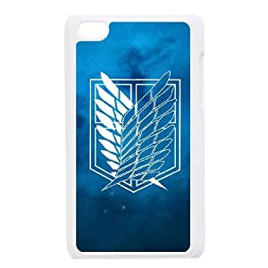 attack on titan For Ipod Touch 4th Csae protection phone Case RT947586