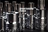 Capri Tools 3-0268 T60 Star Bit Socket, 1/2-Inch