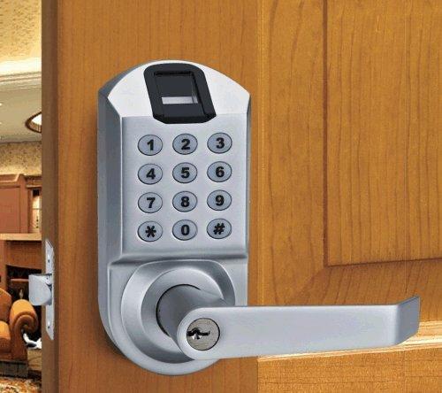 Ardwolf A1 No Drills Needed Keyless Keypad Biometric
