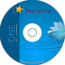 Mandriva One Linux [32-Bit DVD] Latest Edition
