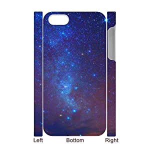 THE STARRY SKY CHA9064006 3D Art Print Design Phone Back Case Customized Hard Shell Protection Iphone 4,4S