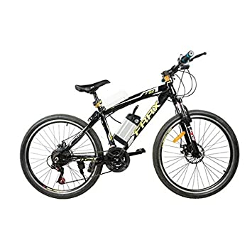 gogoa1 frrx 26 inch mountain electric bike bicycle with high carbon steel frame and full - Ebike Frame
