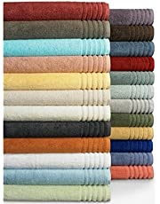 10 toallas para baño de lujo 41x80 cm , de 600 a 850 gr/m²