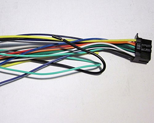 51cGRCNQ2SL amazon com xtenzi power cord harness speaker plug for pioneer app sph-da100 wiring harness at virtualis.co
