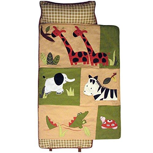 SoHo Nap Mat , Safari Jungle (All Hand Embroidery)