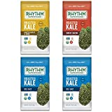 Rhythm Superfoods Roasted Kale, Variety Pack