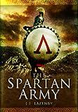 The Spartan Army, J. F. Lazenby, 1848845332