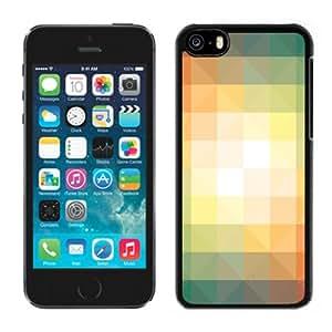Shape Gradient Durable High Quality iPhone 5C Phone Case