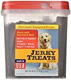 Jerky Treats Tender RRxtx Beef Strips Dog Snacks, 60 Oz (2 Pack)