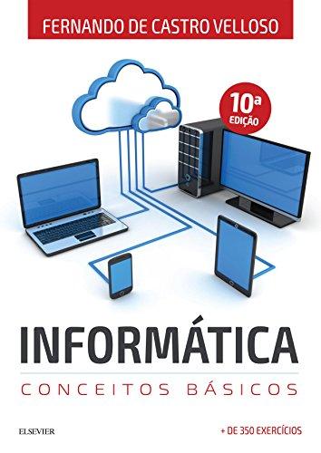 Informática Conceitos Básicos Fernando Velloso ebook