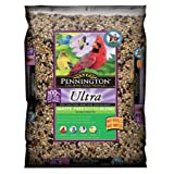 Wild Bird Feed and Seed Ultra Nuts and Fruit Waste Free, 6.0 LB - Pack of 4