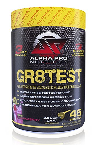 Testosterone Alpha Pro Nutrition Strawberry product image