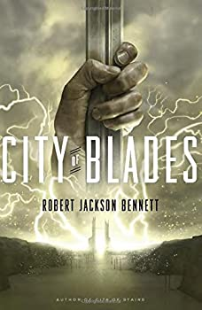 City of Blades (The Divine Cities) Paperback – January 26, 2016 by Robert Jackson Bennett