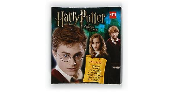 ARCHIVADOR. HARRY POTTER Y LA ORDEN DEL FENIX: 9788467517989: Amazon.com: Books