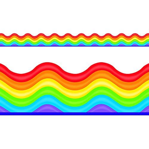 - TREND enterprises, Inc. Rainbow Promise Terrific Trimmers, 39 ft