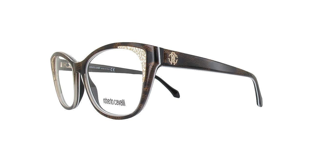 Eyeglasses Roberto Cavalli CAPANNORI RC 5033 055 coloured havana
