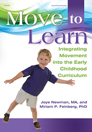 Why Young Kids Learn Through Movement >> Amazon Com Move To Learn Integrating Movement Into The Early