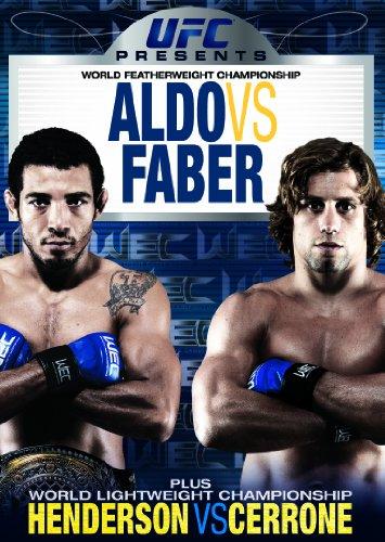 World Featherweight Championship: Aldo Vs Faber