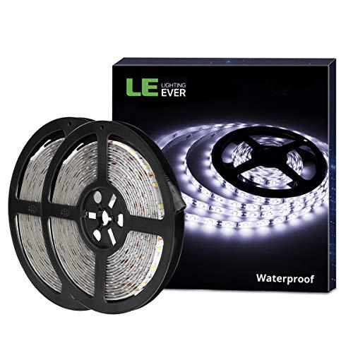 5M Flexible White Led Light Strip 12 Volt 300 Smd in US - 2