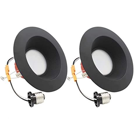 Amazon.com: ESD Tech - Downlights de níquel cepillado (6.0 ...