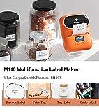 Phomemo-M110 Label Maker - Portable Bluetooth