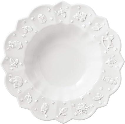 qualit/é sup/érieure Blanc 23,5 cm // 0,33 l Villeroy /& Boch 14-8668-3980 Toys Delight Royal Classic Decoration Bougeoir Tasse /à caf/é en Porcelaine