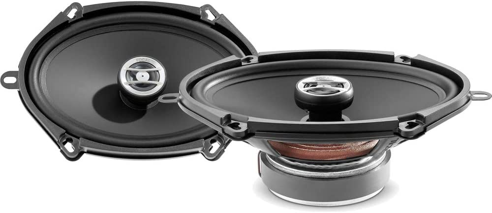 Focal Integration 5x7 2-Way Coaxial Car Speakers IC-570 IC570