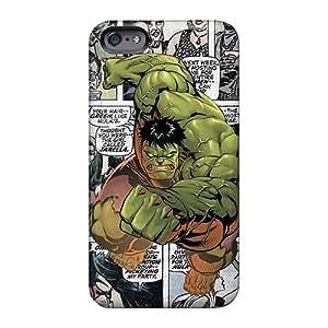Apple Iphone 6 Plus SXV2780eeOV Provide Private Custom Realistic Hulk Comics Series Protector Hard Cell-phone Case -CristinaKlengenberg
