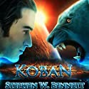 Koban, Volume 1 Audiobook by Stephen W. Bennett Narrated by Patrick Freeman