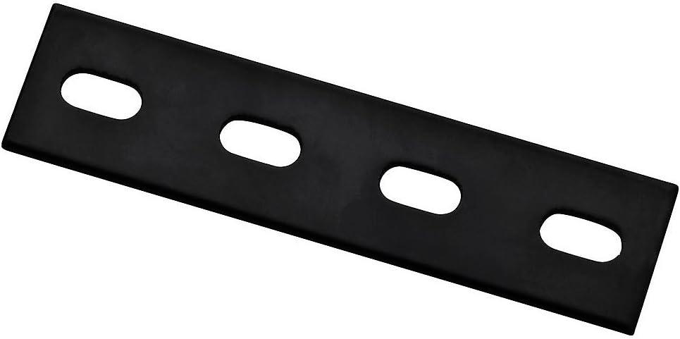 6-Inch Black NATIONAL MFG//SPECTRUM BRANDS HHI 351455 National//Spectrum Brands HHI N351-455 Mend Brace