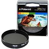 Polaroid PLFILCPL62 - Filtro polarizador circular  para cámara, 62mm, color negro