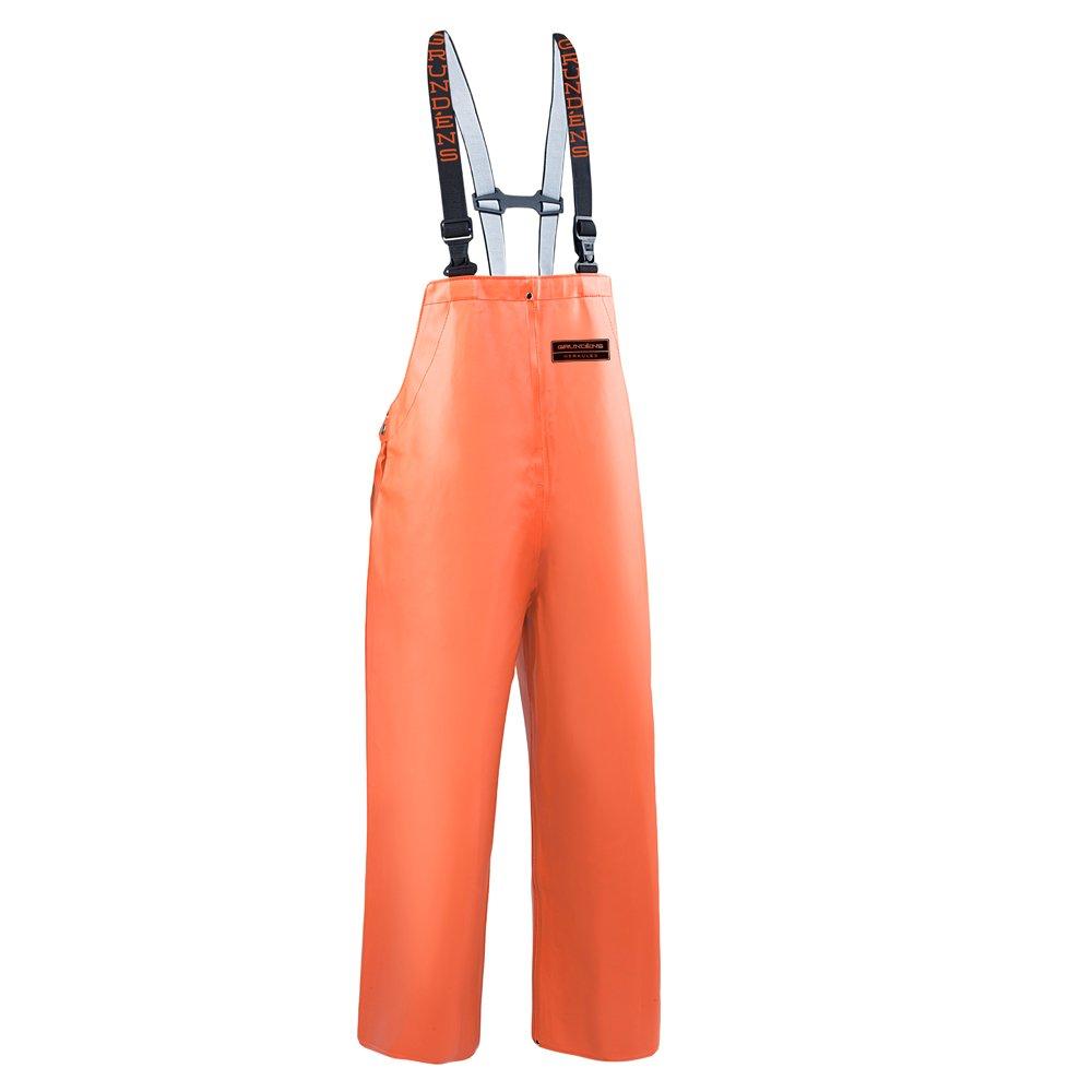 Grundens Herkules 16 Pants - Orange - 3XL