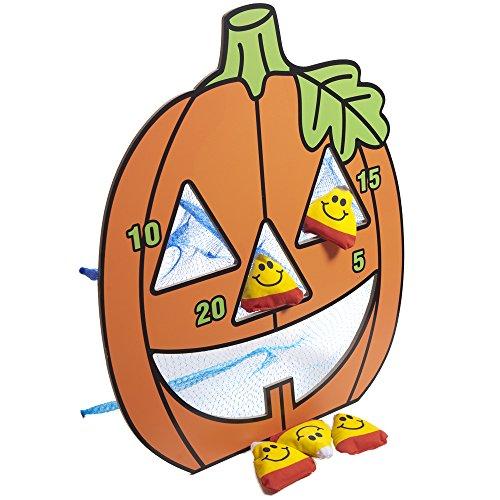 [Jack-O-Lantern Bean Bag Toss] (Halloween Bean Bag Toss)