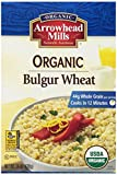 Arrowhead Mills Organic Bulgur Wheat, 24 Ounce (Pack of 12)