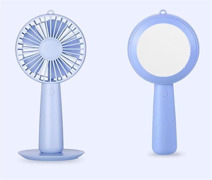 ELEGENCE-Z Mini Ventilador, Ventilador Casero Creativo Al Aire ...