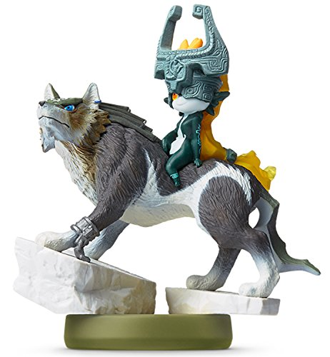Wolf Link Amiibo Jp Model (The Legend of Zelda Series) ()