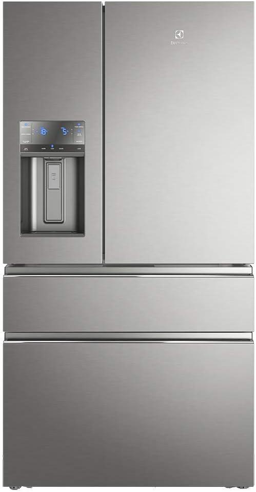 Geladeira/Refrigerador Electrolux DM91X French Door Conectado 540L - 110V por Electrolux