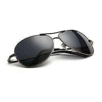 GAOQIANG Hombre Polarizado Gafas De Sol Conducir Polarizar Gafas De Sol Gafas De Deportes