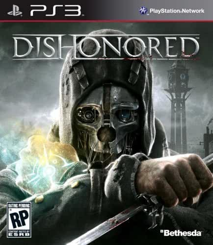 Dishonored PS3 by Bethesda