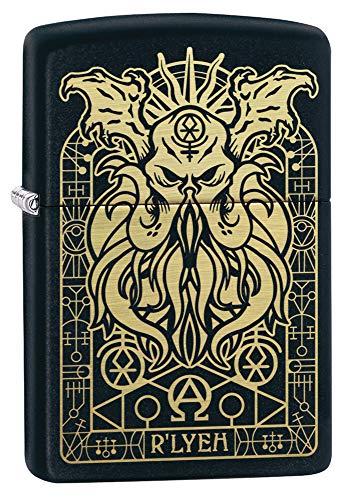 Zippo Monster Design Pocket Lighter