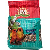 L/M Animal Farms BLM12211 4-Piece Small Parrot Toy, 8-Pound